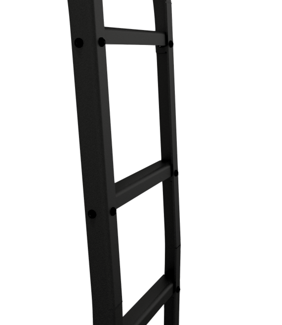 Prinsu Mercedes Sprinter Van Ladder