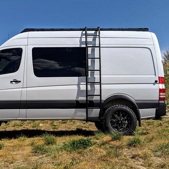 Prinsu Mercedes Sprinter Van Roof Rack (2014-2018)