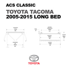 Leitner Active Cargo System ACS Classic Bed Rack - Toyota Tacoma