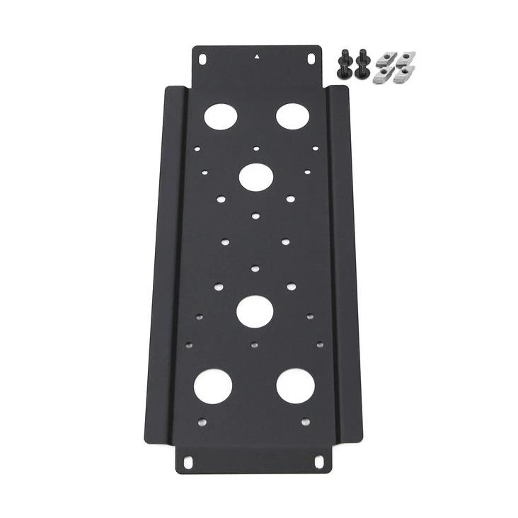 Leitner universal mounting plate for ACS bed rack