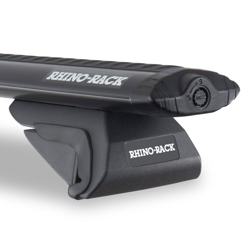 Rhino Rack Vortex SX Black 2 Bar Roof Rack