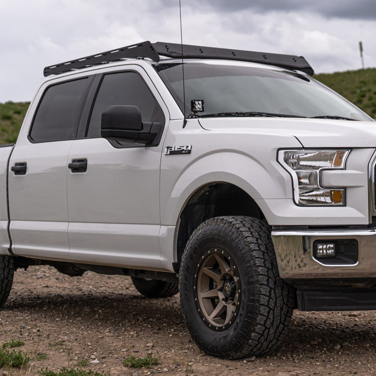 Prinsu Ford Raptor / F150 Roof Rack