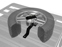 Front Runner Spare Wheel Clamp