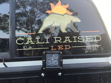 Cali Raised LED Toyota Bed Rail LED Pod Combo