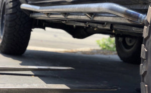 Cali Raised LED 2005-2020 Toyota Tacoma 25 Degree Rock Sliders