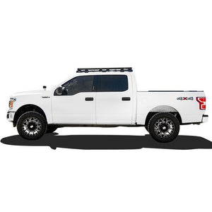 Front Runner Ford F150 Crew Cab (2009-Current) Slimline II Roof Rack Kit