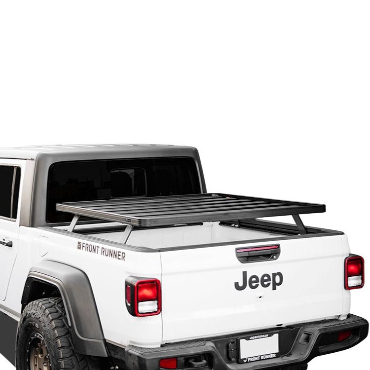Front Runner Jeep Gladiator JT (2019 - Current) Slimline II Load Bed Rack Kit