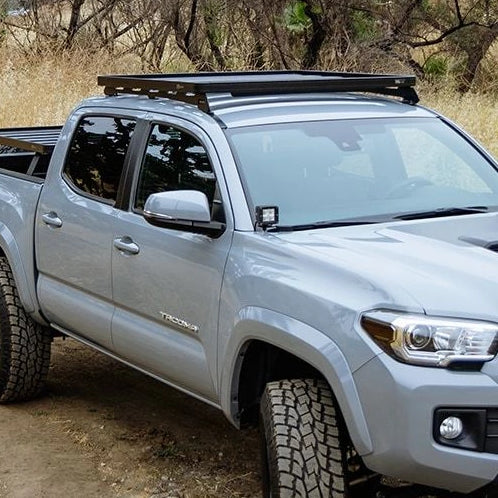Front Runner Toyota Tacoma (2005-Current) Double Cab Slimline II Roof Rack Kit / Low Profile