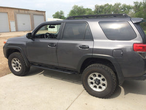 RCI Off Road 2010 - Present Toyota 4runner Rock Sliders