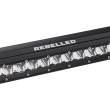 "Rebelled 50"" Single Row Off-Road LED Light Bar"