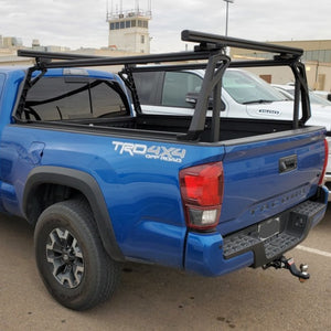 Leitner Active Cargo System ACS Forged Bed Rack - Toyota Tacoma 2005-2020
