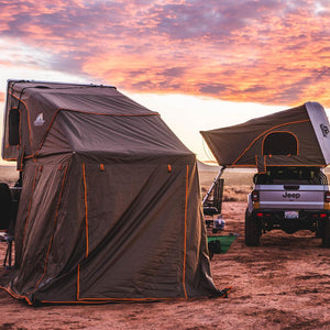 Tuff Stuff® Alpha II™ Clam Shell Roof Top Tent, Annex Room