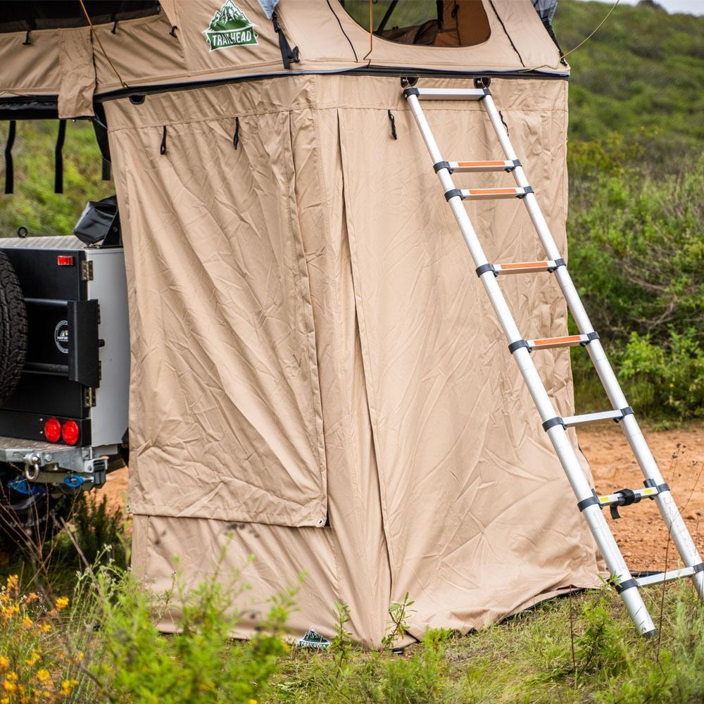 Tuff Stuff® Overland Enclosed Annex Room with Floor, Delta & TRAILHEAD™