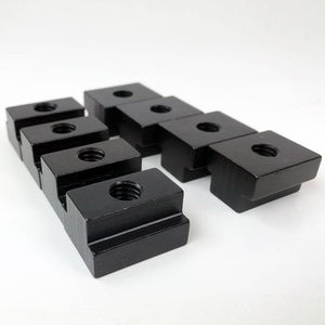 Tuff Stuff T Nuts (SET OF 8), For Universal Bed Rack