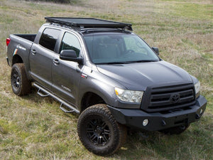 Front Runner Toyota Tundra Crew Max (2007-Current) Slimline II Roof Rack Kit / Low Profile