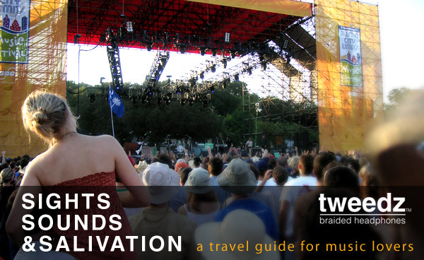 Travel Guide for Music Lovers