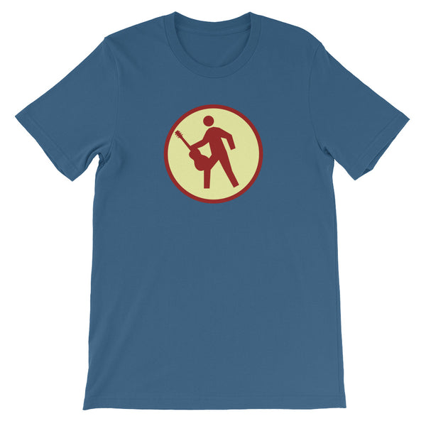 Guitar Player Crossing T-Shirt