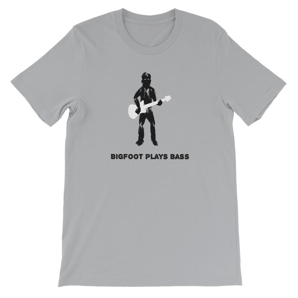 Bigfoot Plays Bass T-Shirt