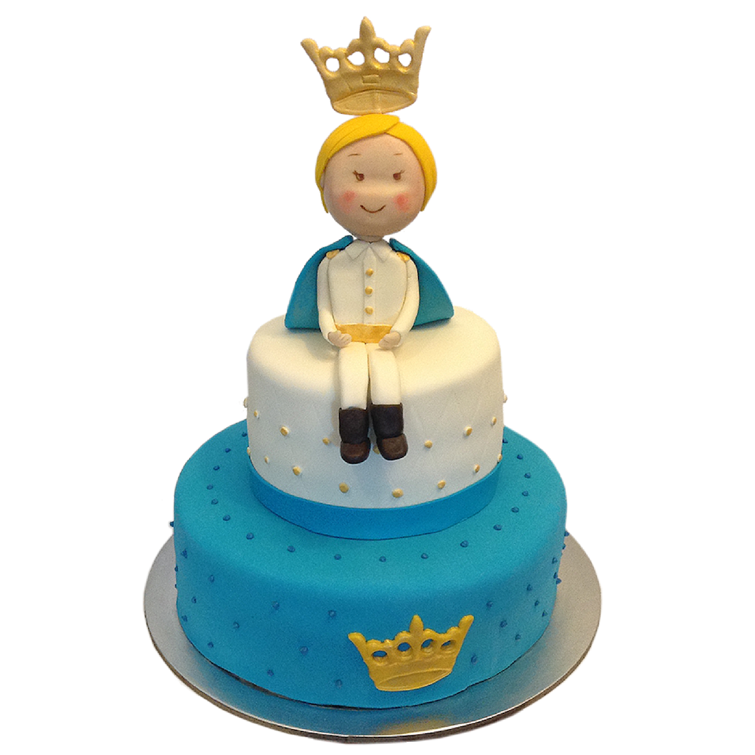 Outstanding Little Prince Theme Cake Custom Birthday Cakes Bal Cakery Birthday Cards Printable Benkemecafe Filternl