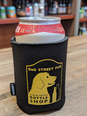 DoG Street Pub Beer Koozie