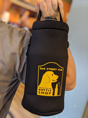 DoG Street Pub Growler Koozie