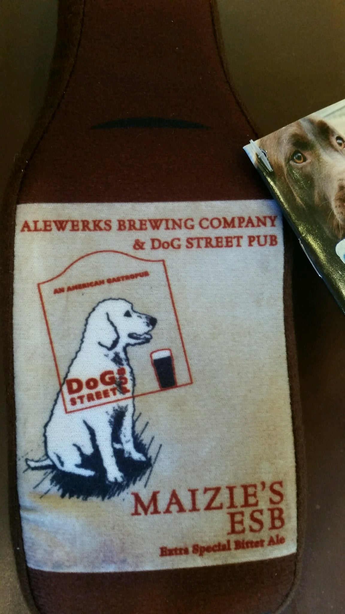 DoG Street Pub Dog Toy