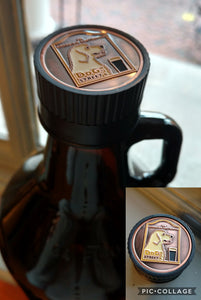 Growler Grip Cap for 64 ounce Growler