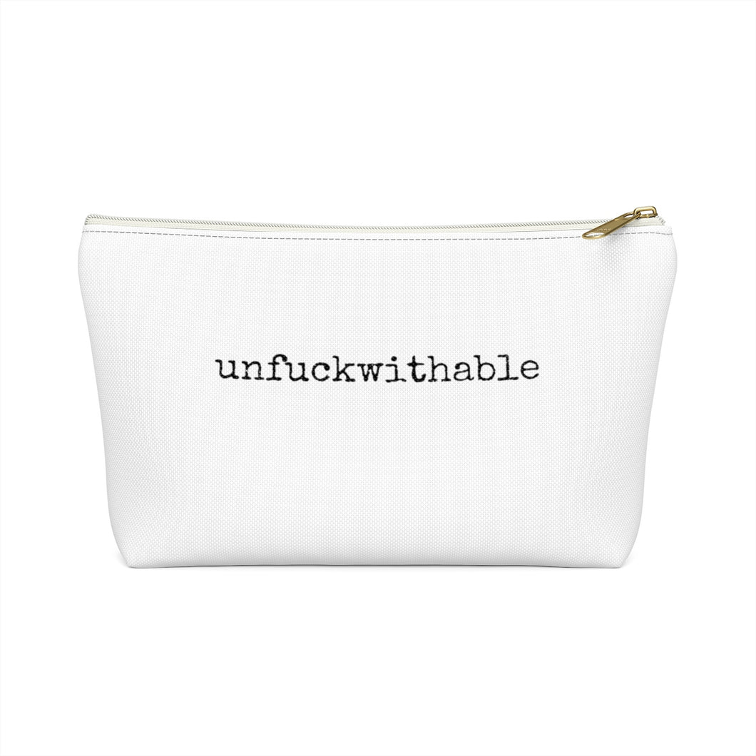 Unfuckwithable Makeup Bag