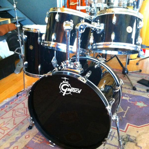 "Gretsch ""Round Badge"" - Howdy Doody Drum Set"