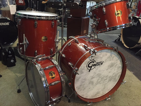 Gretsch Special Edition Maxwell Vintage Copper Bop Kit