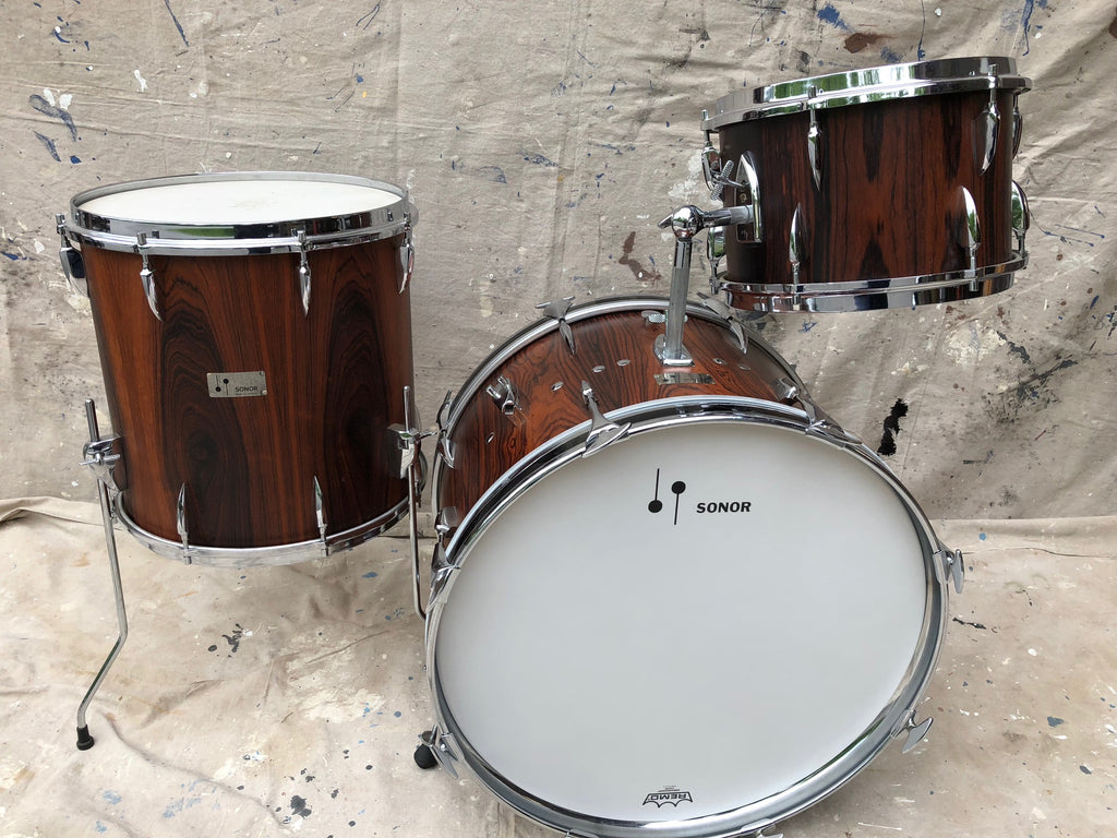 SONOR TEARDROP ROSEWOOD late 60's