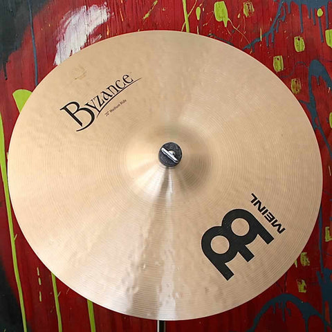 "Meinl Byzance 20"" Traditional Medium Ride Cymbal"