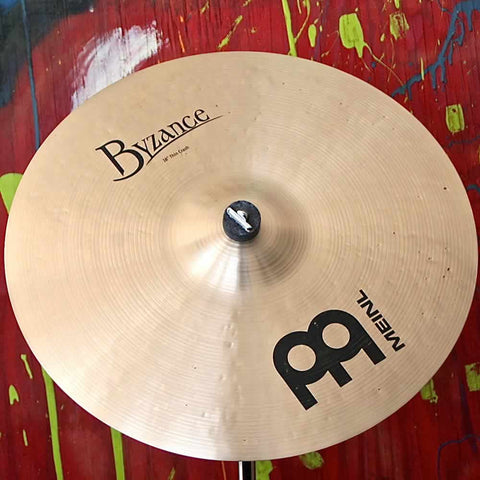 "Meinl Byzance 18"" Traditional Thin Crash"