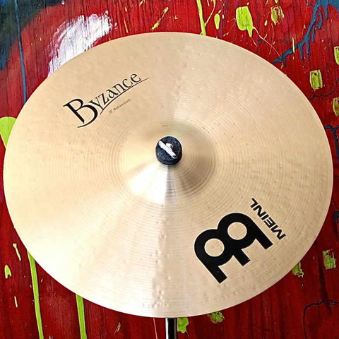 "Meinl Byzance 18"" Traditional Medium Crash"