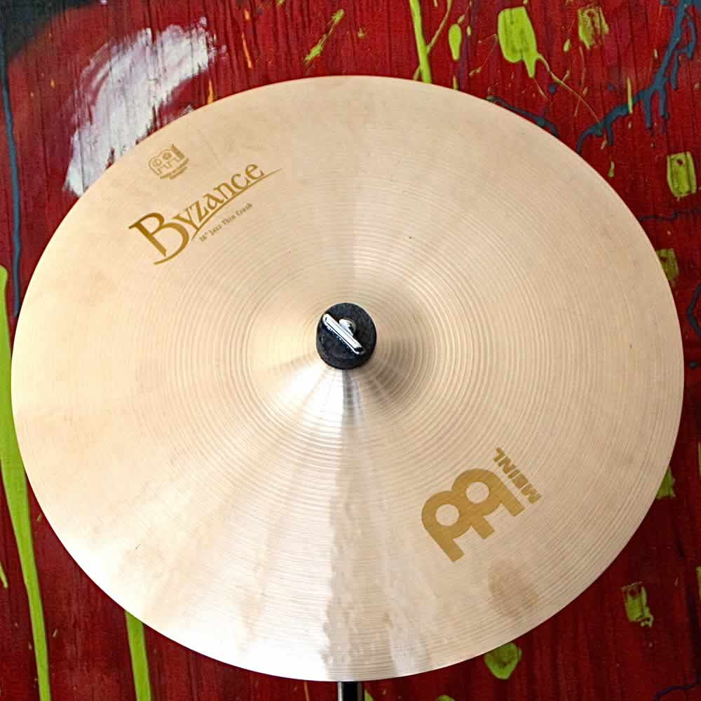 "Meinl Byzance 16"" Jazz Thin Crash"