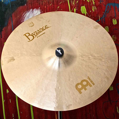 "Meinl Byzance 20"" Jazz Sweet Ride Cymbal"