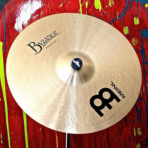 "Meinl Byzance 18"" Traditional Medium Thin Crash"