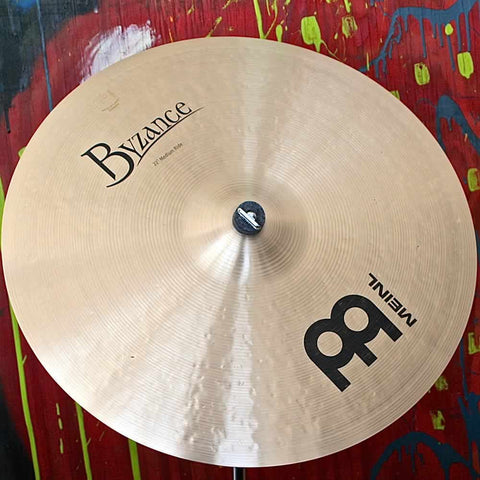 "Meinl Byzance 22"" Medium Ride Cymbal"