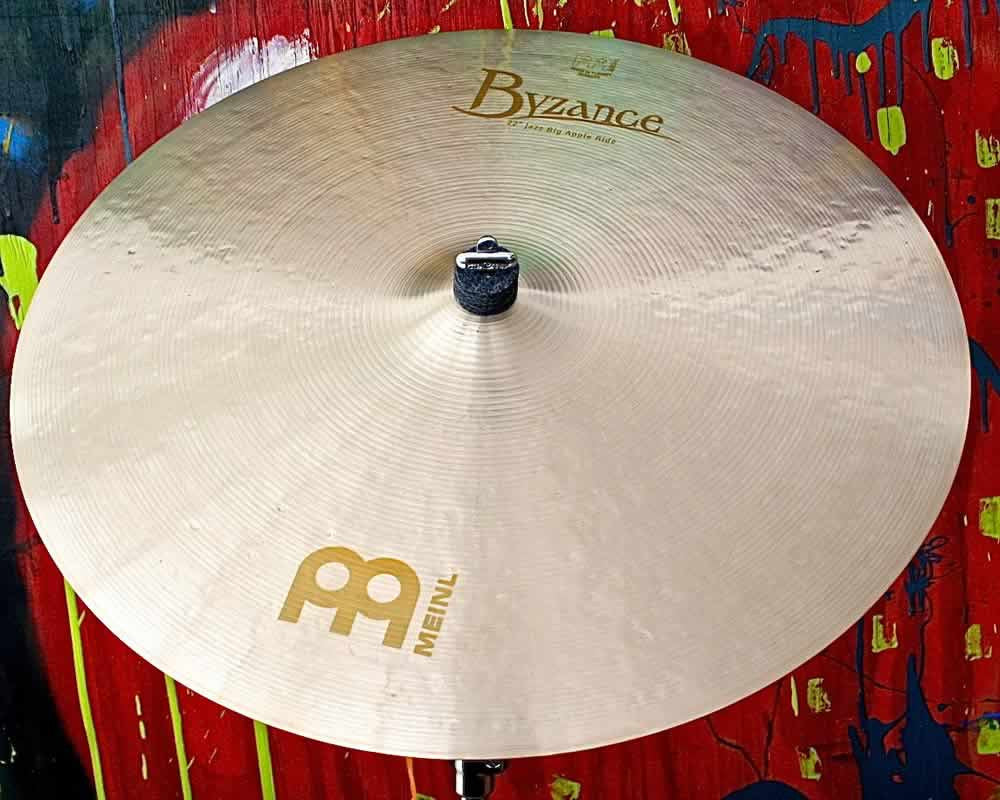 "Meinl Byzance 22"" Jazz Big Apple Ride"