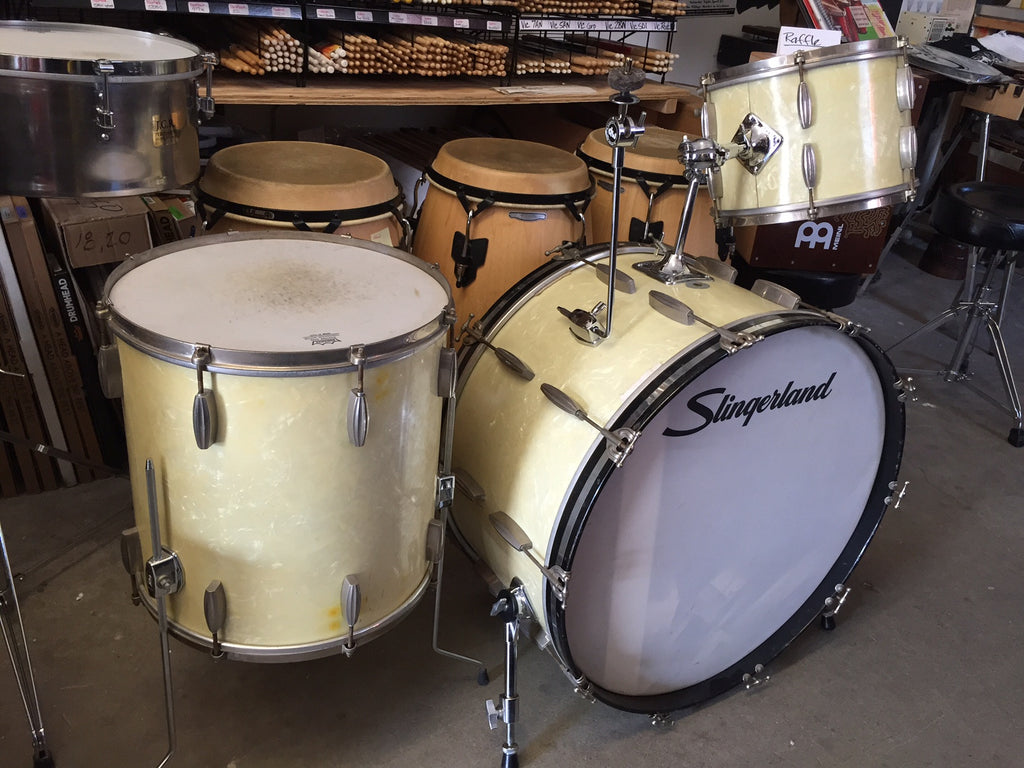 Slingerland Radio King 1938 Kit