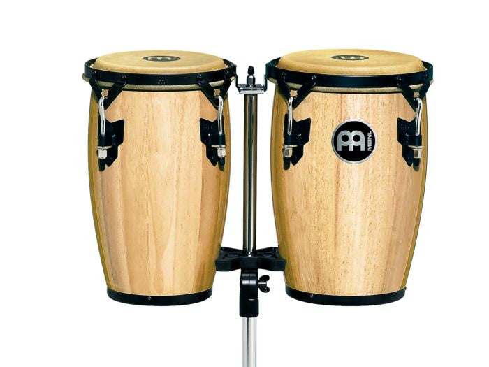 "Meinl Percussion 8"" and 9"" Conguitas Set, Natural, Headliner"