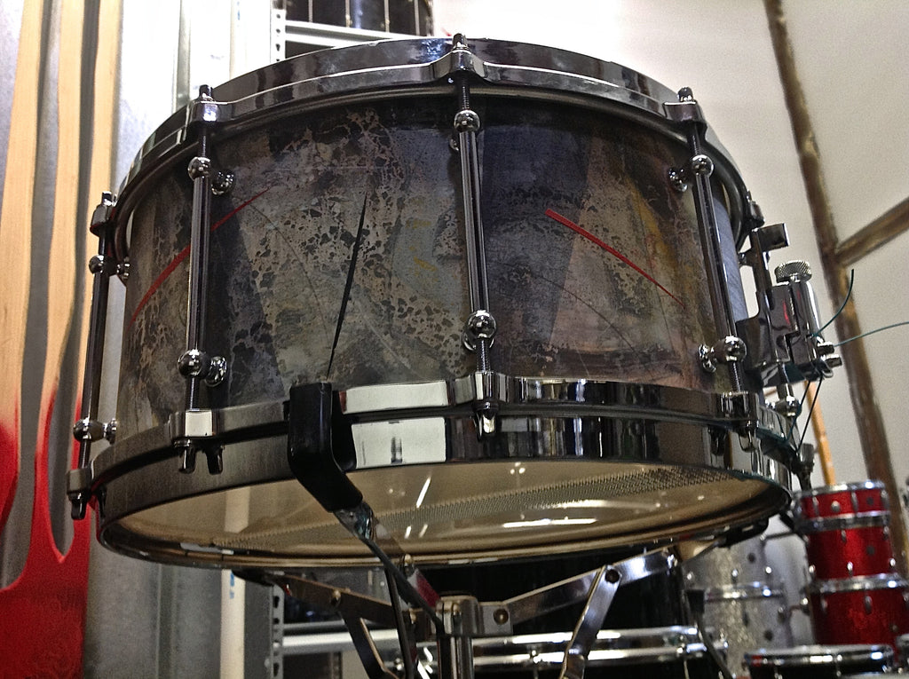 CHBO Art Snare Drum Series