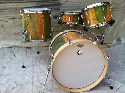 CHBO Art  Series  Drum Kit