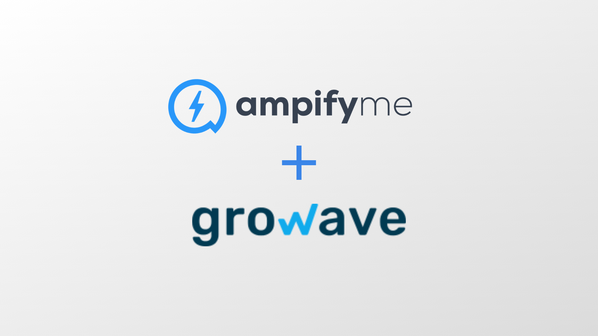 ampify me growave integration