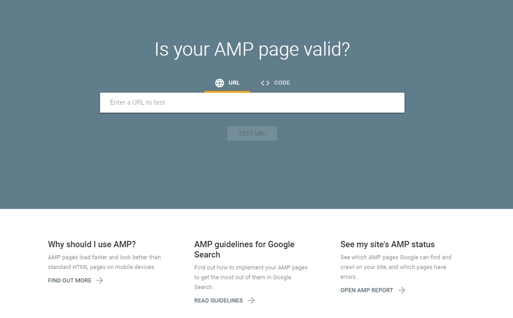 shopify google search amp