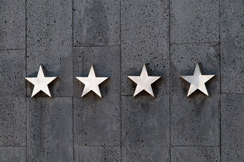 Shopify star reviews for SEO