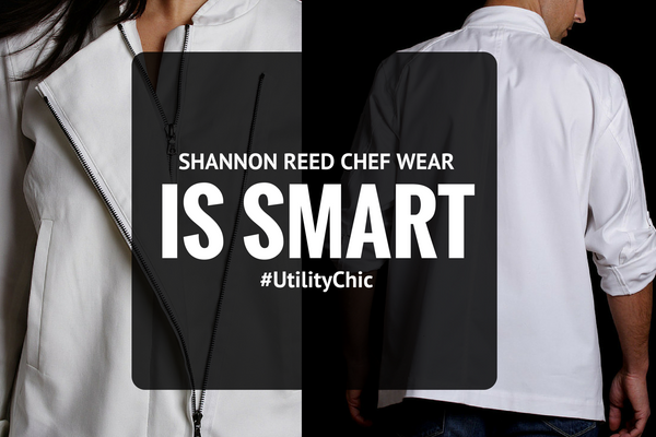 Why Shannon Reed Chef Wear is SMART
