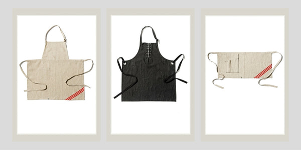 Chef Aprons - New - Shannon Reed