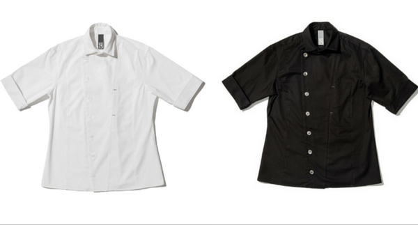 shannon reed, chef shirts, cool chef shirt