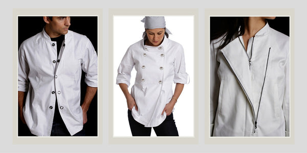 Chef Jackets - Shannon Reed - Holiday Gift